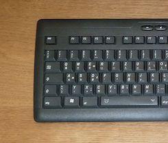 Tastatur für KNX Blog