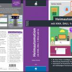 """Buch-Cover """"Heimautomation mit KNX, DALI, 1-Wire und Co."""""""