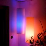 Philips Hue Lampen in bunt