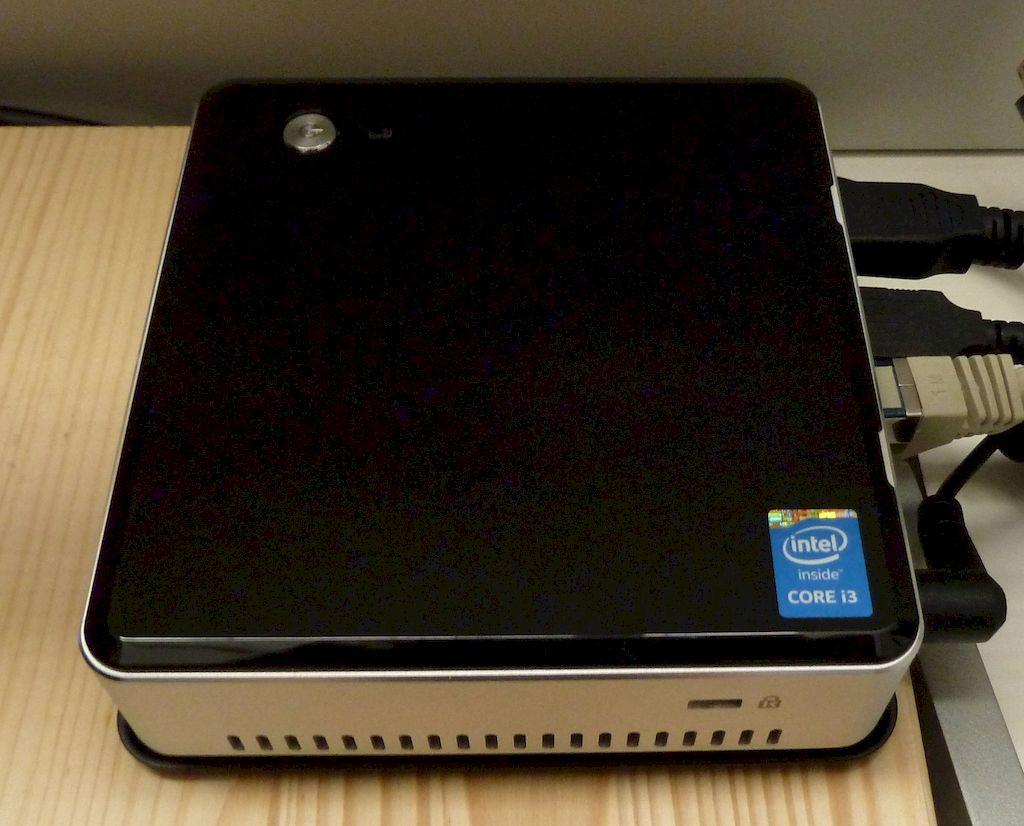 Automatisierungsserver Intel NUC als Kit-Version