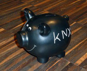 Was kostet KNX - Sparschwein