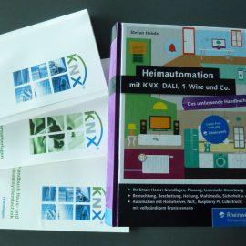 KNX lernen: empfohlene KNX Lektüre