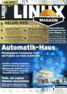 Linux Magazin 07-2017 ioBroker