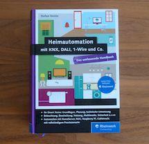 Heimautomation mit KNX, DALI, 1-Wire und Co.