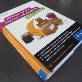 Heimserver selbst bauen: Buchempfehlung