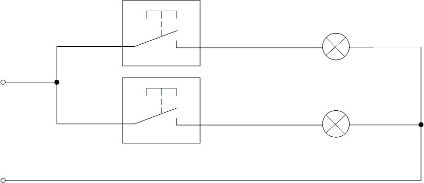 Unterschied Elektroinstallation KNX Installation zu konventionell