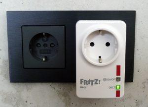 Stromverbrauch messen mit Fritz!DECT