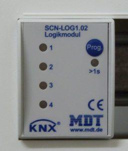 KNX Logikbaustein: MDT Logikmodul SCN-LOG1.02